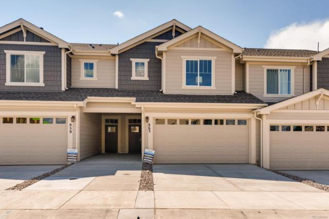826 Marine Corps Drive, Monument, CO 80132 (#8986823) :: My Home Team
