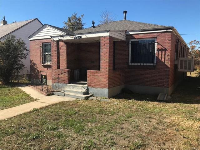 4469 Pennsylvania Street, Denver, CO 80216 (MLS #8986933) :: 8z Real Estate