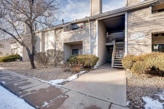 3600 S Pierce Street 5-101, Lakewood, CO 80235 (#8987042) :: 5281 Exclusive Homes Realty