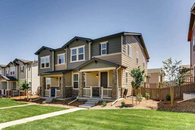 3594 Happyheart Way, Castle Rock, CO 80109 (#8987217) :: The Gilbert Group