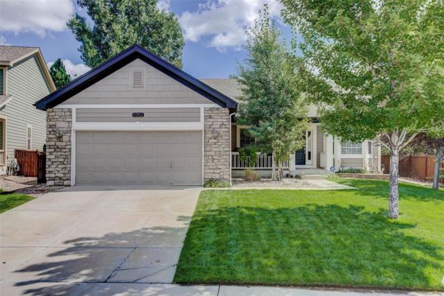 11352 Mesa Verde Place, Parker, CO 80138 (#8987282) :: The Peak Properties Group