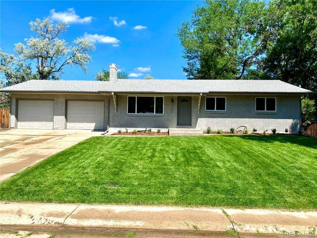 1793 S Vancouver Court, Lakewood, CO 80228 (#8987367) :: Wisdom Real Estate