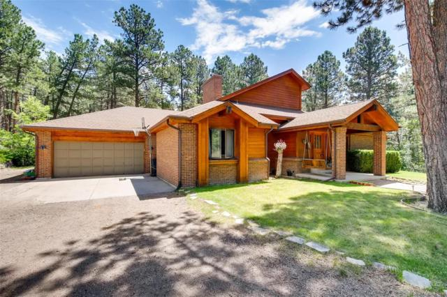 123 S White Tail Drive, Franktown, CO 80116 (#8987558) :: The Heyl Group at Keller Williams