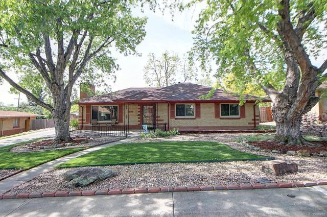 7640 W 25th Avenue, Lakewood, CO 80214 (#8987571) :: The DeGrood Team