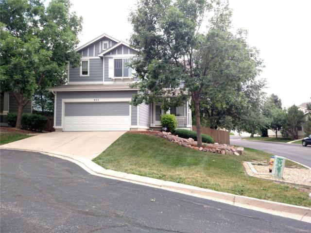 955 Dawn Break Loop, Colorado Springs, CO 80910 (MLS #8987657) :: 8z Real Estate