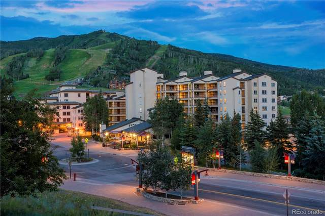 1855 Ski Time Square Drive #605, Steamboat Springs, CO 80487 (#8987818) :: Briggs American Properties