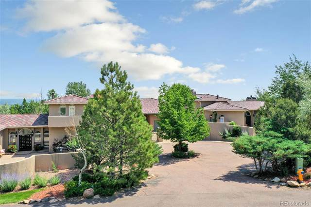 4160 S Club Drive, Colorado Springs, CO 80906 (#8988225) :: The HomeSmiths Team - Keller Williams