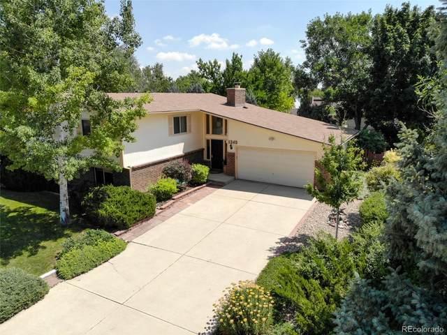 1242 Doric Drive, Lafayette, CO 80026 (MLS #8988380) :: 8z Real Estate