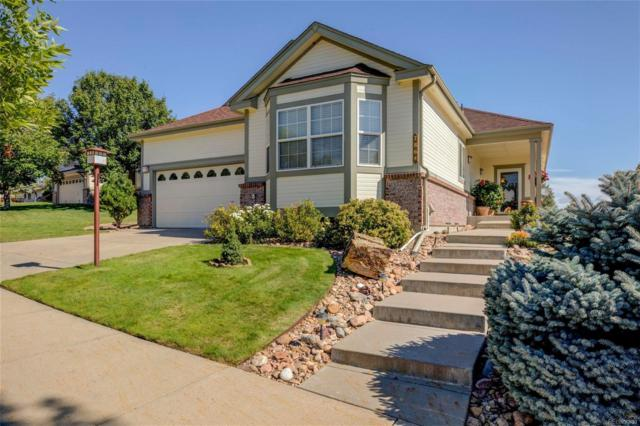 7864 S Algonquian Way, Aurora, CO 80016 (MLS #8988443) :: Kittle Real Estate