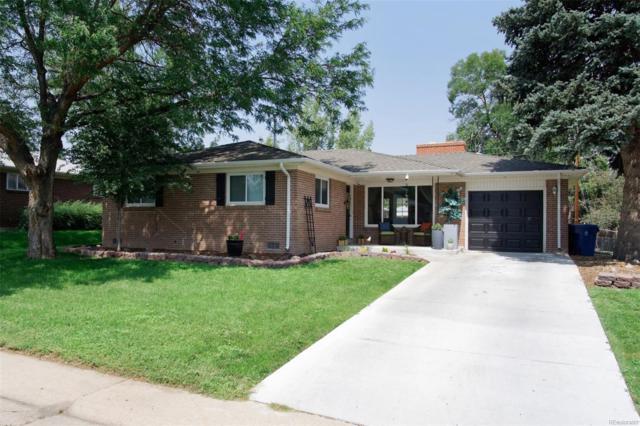 3367 W Arlington Avenue, Littleton, CO 80123 (#8988594) :: The Griffith Home Team