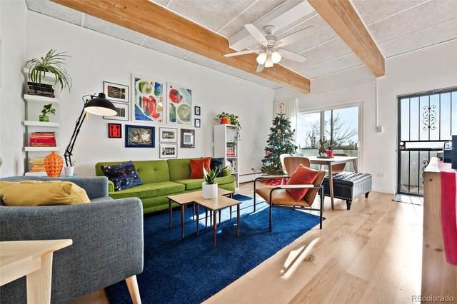 2890 Harlan Street #203, Wheat Ridge, CO 80214 (#8988945) :: Venterra Real Estate LLC