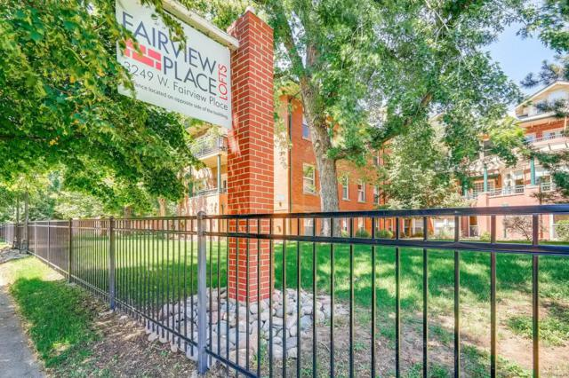 3249 W Fairview Place #207, Denver, CO 80211 (#8988966) :: Bring Home Denver