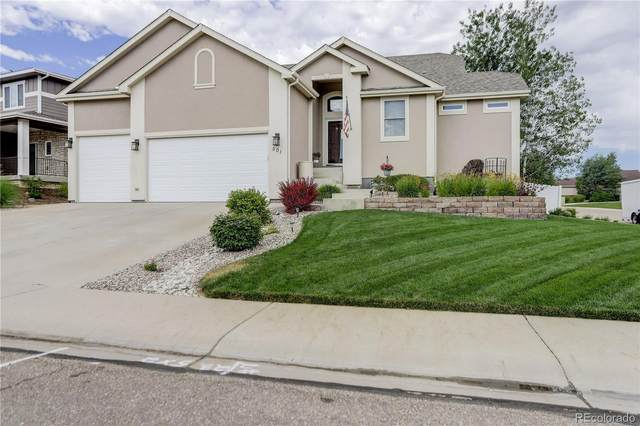 501 56th Avenue, Greeley, CO 80634 (MLS #8989022) :: The Sam Biller Home Team