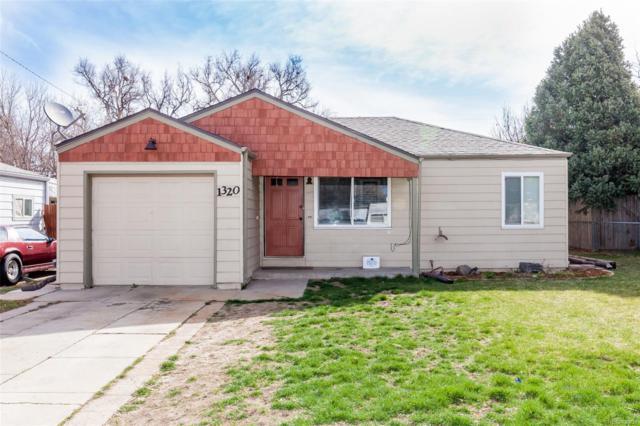 1320 Ironton Street, Aurora, CO 80010 (#8989233) :: The Peak Properties Group