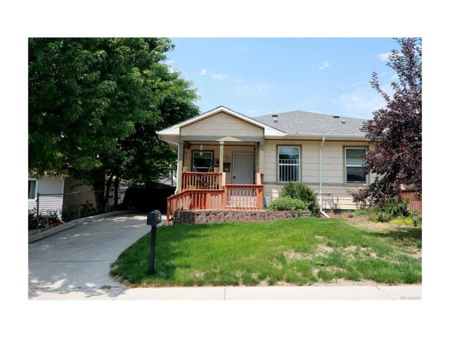 2079 W Vassar Avenue, Englewood, CO 80110 (#8989345) :: The Sold By Simmons Team