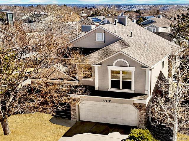 14410 W Yale Place, Lakewood, CO 80228 (#8989840) :: The Colorado Foothills Team | Berkshire Hathaway Elevated Living Real Estate