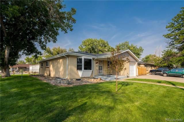 14007 E 27th Avenue, Aurora, CO 80011 (#8989881) :: Symbio Denver