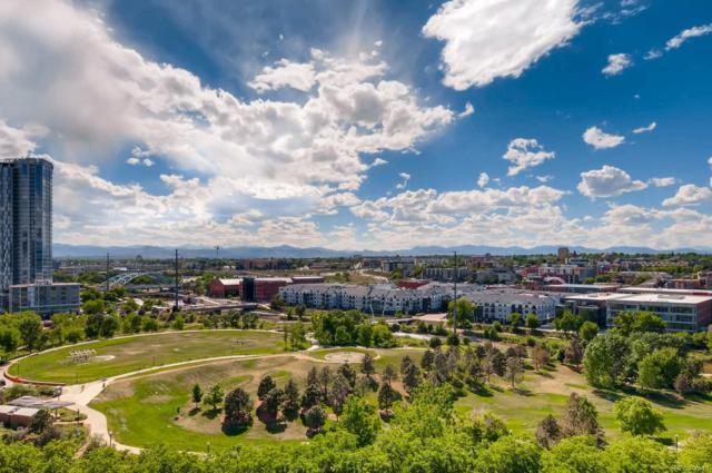 1700 Bassett Street #1204, Denver, CO 80202 (#8989914) :: The HomeSmiths Team - Keller Williams