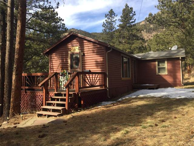 455 Bendemeer Drive, Evergreen, CO 80439 (#8989966) :: The DeGrood Team