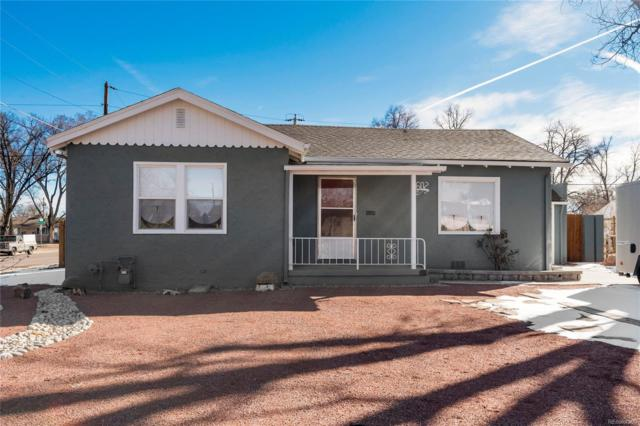 602 Morrison Avenue, Pueblo, CO 81005 (MLS #8990342) :: 8z Real Estate