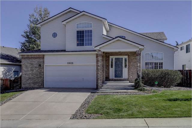 5908 El Diente Court, Golden, CO 80403 (MLS #8990689) :: Bliss Realty Group