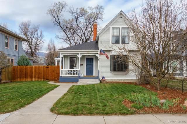 1210 N Weber Street, Colorado Springs, CO 80903 (#8990845) :: Venterra Real Estate LLC