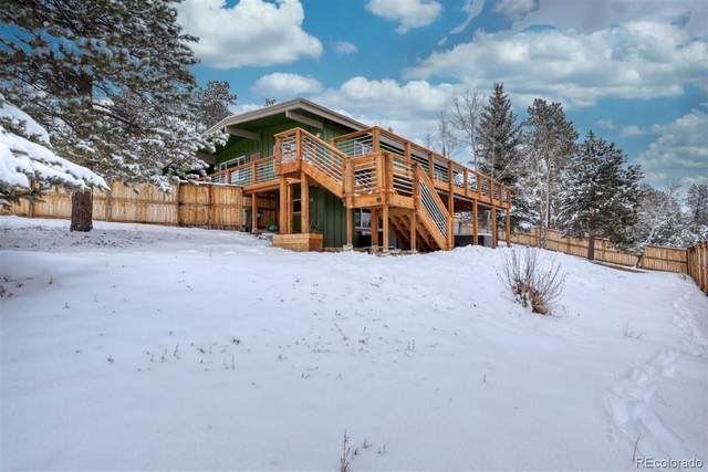 29186 Pine Road, Evergreen, CO 80439 (#8990871) :: My Home Team