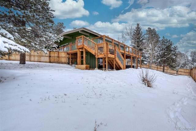 29186 Pine Road, Evergreen, CO 80439 (MLS #8990871) :: Wheelhouse Realty