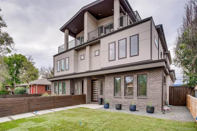 2214 Ames Street A, Edgewater, CO 80214 (MLS #8990969) :: Kittle Real Estate