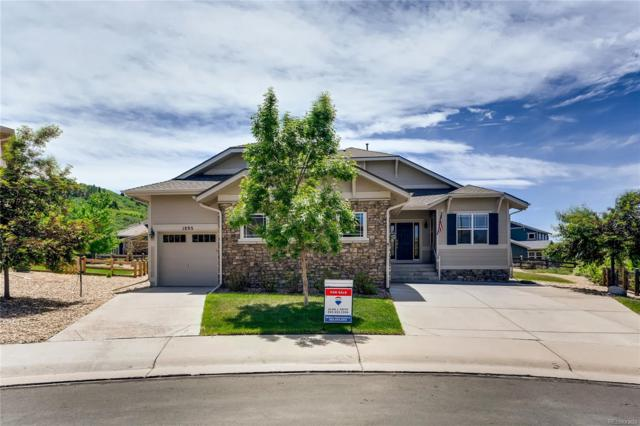 1895 Sisal Court, Castle Rock, CO 80109 (#8991037) :: The Heyl Group at Keller Williams