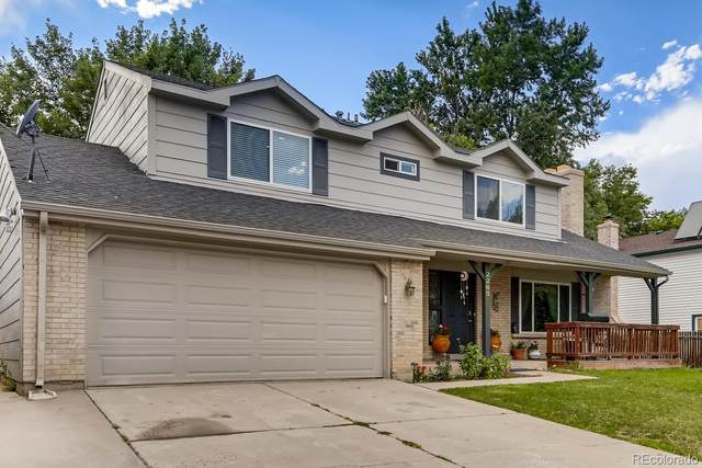 2265 S Eagle Court, Aurora, CO 80014 (MLS #8991411) :: Kittle Real Estate