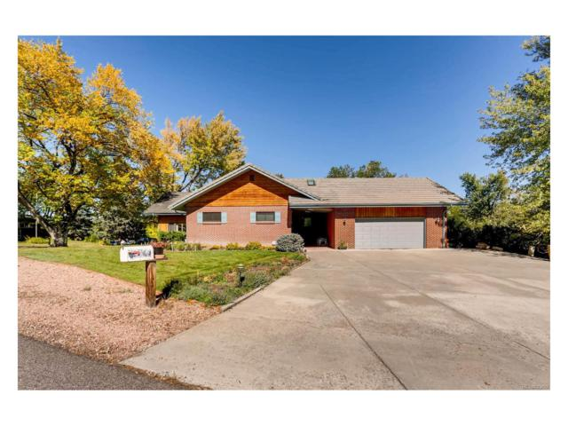 14090 Crabapple Place, Golden, CO 80401 (#8991419) :: Ford and Associates
