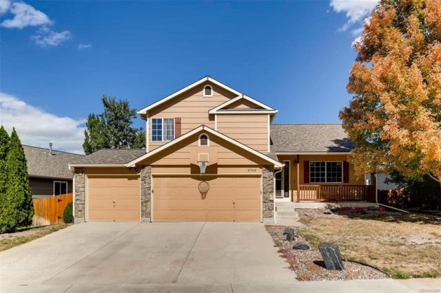 3743 Black Feather Trail, Castle Rock, CO 80104 (MLS #8991596) :: 8z Real Estate