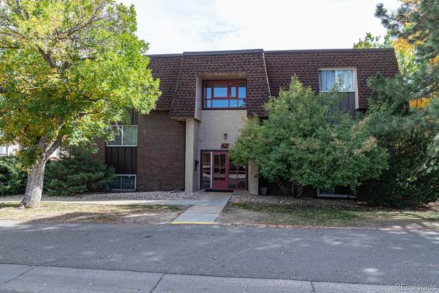 7755 E Quincy Avenue 108A2, Denver, CO 80237 (#8991747) :: The HomeSmiths Team - Keller Williams