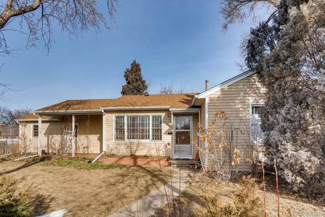 301 W Oxford Avenue, Englewood, CO 80110 (#8991772) :: The Peak Properties Group