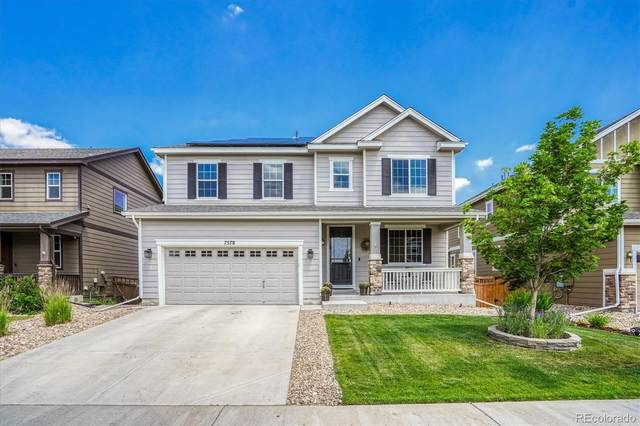 7578 Grady Circle, Castle Rock, CO 80108 (#8991812) :: Berkshire Hathaway HomeServices Innovative Real Estate