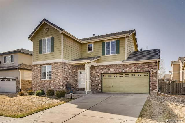 15756 E 97th Place, Commerce City, CO 80022 (#8991813) :: Finch & Gable Real Estate Co.