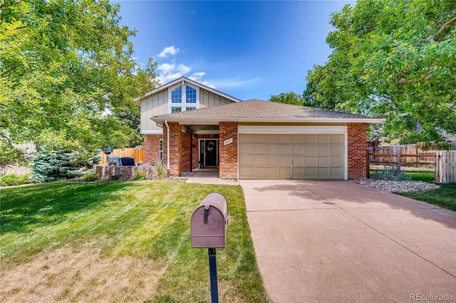 8531 E Dry Creek Place, Centennial, CO 80112 (MLS #8991822) :: 8z Real Estate