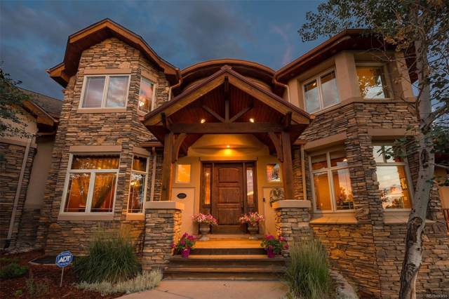 5376 Forest View Road, Parker, CO 80134 (#8992415) :: HomePopper