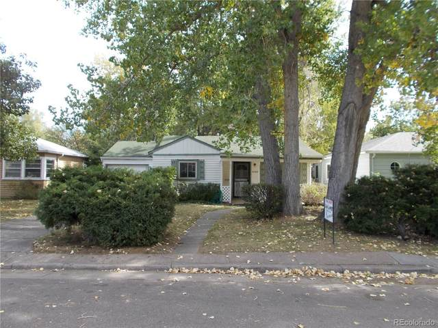 2780 S Gilpin Street, Denver, CO 80210 (MLS #8992516) :: Kittle Real Estate