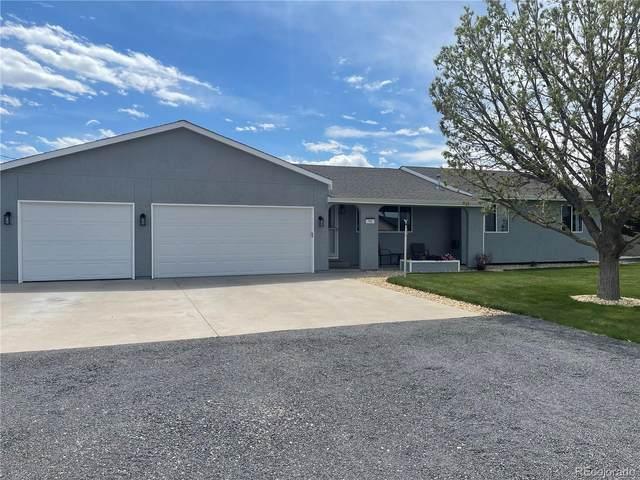 742 E Longsdale Drive, Pueblo West, CO 81007 (#8992792) :: Re/Max Structure