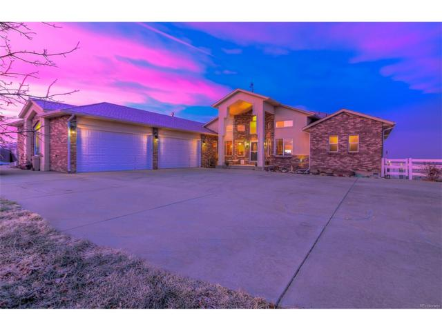 15128 Wagon Wheel Drive, Brighton, CO 80603 (#8992941) :: The Peak Properties Group