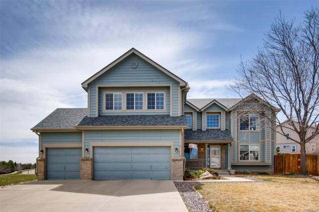 6410 W 98th Court, Westminster, CO 80021 (#8992945) :: Structure CO Group
