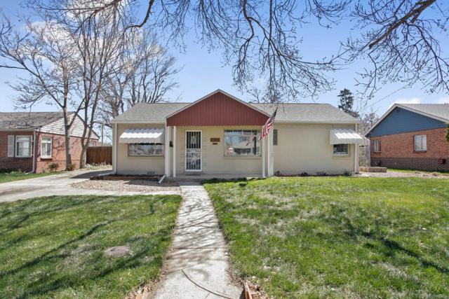 1660 Nome Street, Aurora, CO 80010 (#8993098) :: The Healey Group