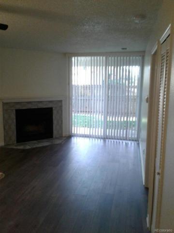 11123 E Alameda Avenue #105, Aurora, CO 80012 (#8993356) :: The Griffith Home Team