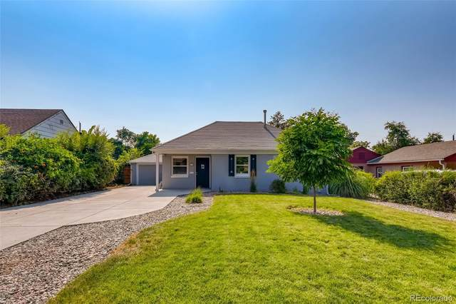 475 S Clay Street, Denver, CO 80219 (MLS #8993589) :: Clare Day with Keller Williams Advantage Realty LLC