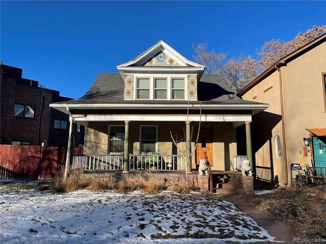 1757 Race Street, Denver, CO 80206 (#8994302) :: HomeSmart