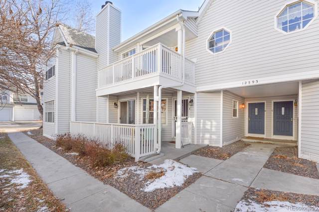 12593 E Pacific Circle D, Aurora, CO 80014 (MLS #8995827) :: Bliss Realty Group
