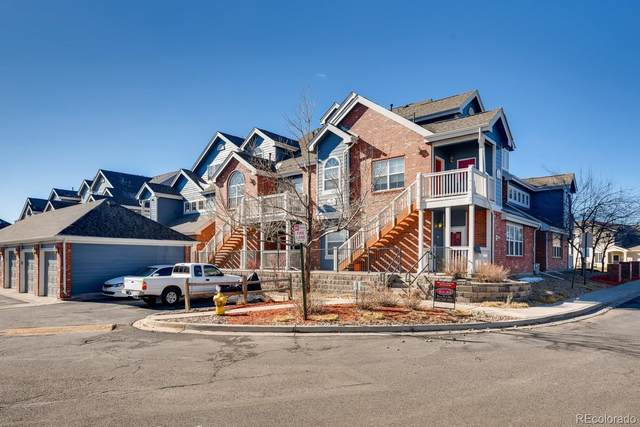16312 E Fremont Avenue #3, Aurora, CO 80016 (#8996139) :: Bring Home Denver with Keller Williams Downtown Realty LLC