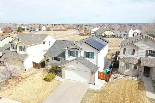 5370 S Quail Way, Littleton, CO 80127 (MLS #8996234) :: Keller Williams Realty